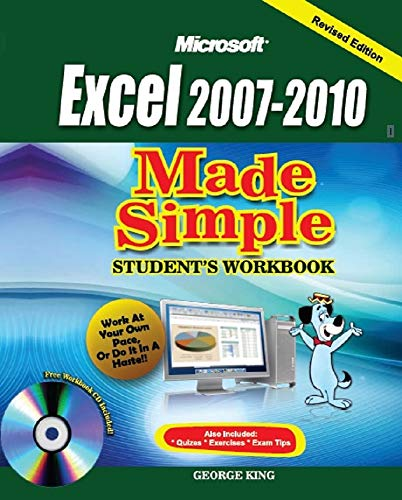 Microsoft Excel Made Simple 2007/2010 (English Edition)