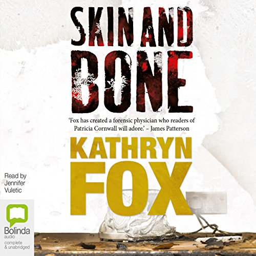 Skin and Bone audiobook cover art