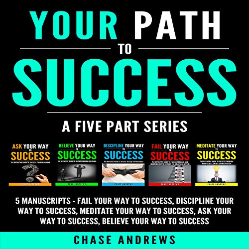 Your Path to Success: A Five Part Series, 5 Manuscripts cover art