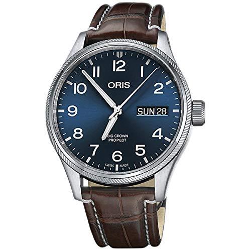 Oris Big Crown Propilot Automatic Blue Dial Mens Watch 01 752 7698 4065-07 1 22 72FC