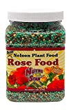 Nelson Plant Food Rose Food for All Types of Roses Climbing Tea Knock...