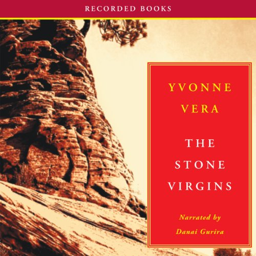 The Stone Virgins audiobook cover art