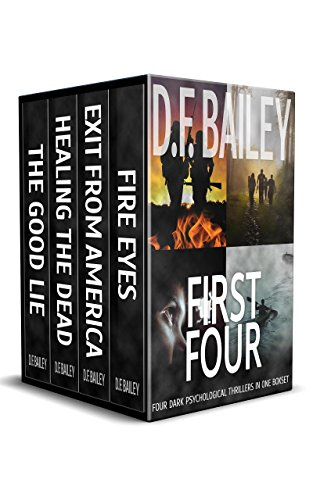 First Four (English Edition) eBook: Bailey, D. F.: Amazon.es: Tienda Kindle