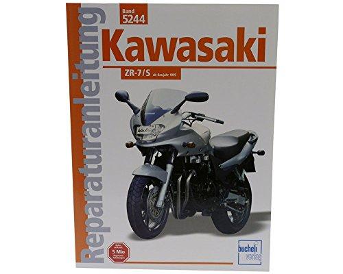 Reparaturbuch Kawasaki ZR-7/S, 99- Wartung Buch, Reparaturanleitung