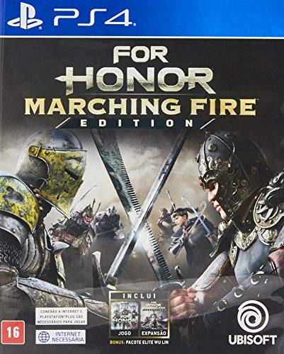 For Honor - Marching Fire Edition - PlayStation 4