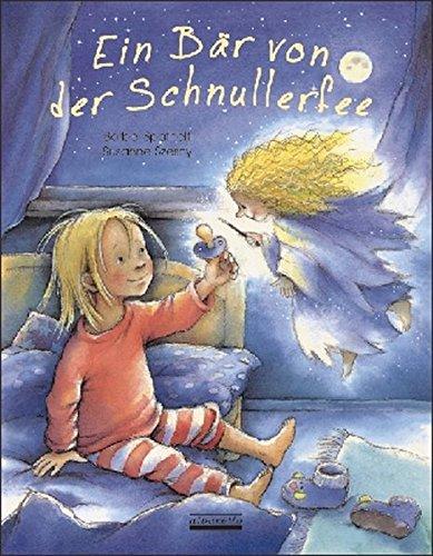 Ein Bär von der Schnullerfee - Das original Albarello-Bilderbuch zur Schnullerentwöhnung im Midi-Format!