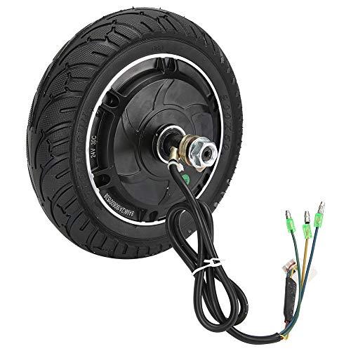 TONGYI Neumático de Scooter eléctrico de 200MM con Cubo de Rueda Neumático de Scooter de 8'Inflado Vehículo eléctrico Rueda de aleación de Aluminio Neumático