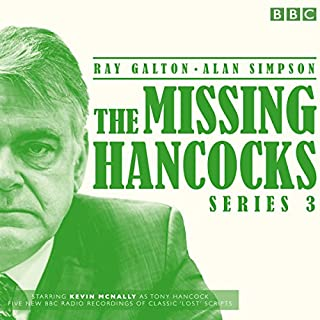 The Missing Hancocks: Series 3 cover art