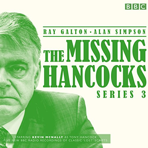 The Missing Hancocks: Series 3 audiobook cover art