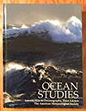Ocean Studies: Introduction to Oceanography