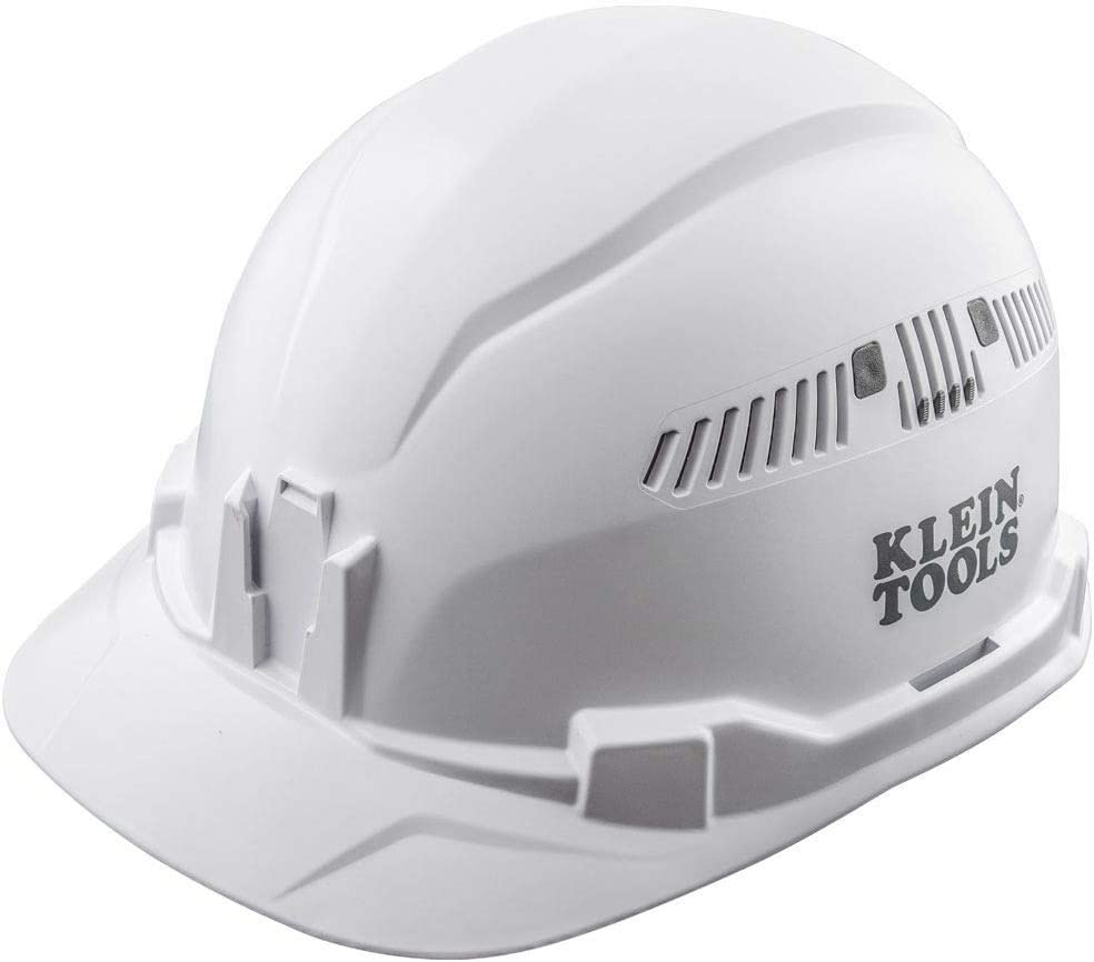 Klein Outlet SALE Tools 60105 Hard Hat Max 81% OFF Style Padded Vented Cap Self-Wickin