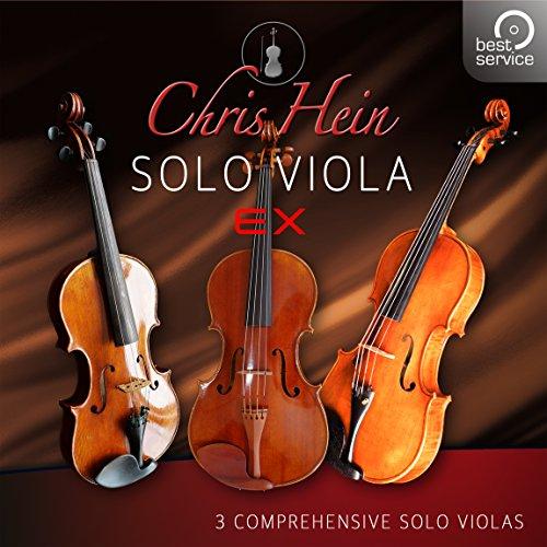 Preisvergleich Produktbild Chris Hein Solo Viola EXtended