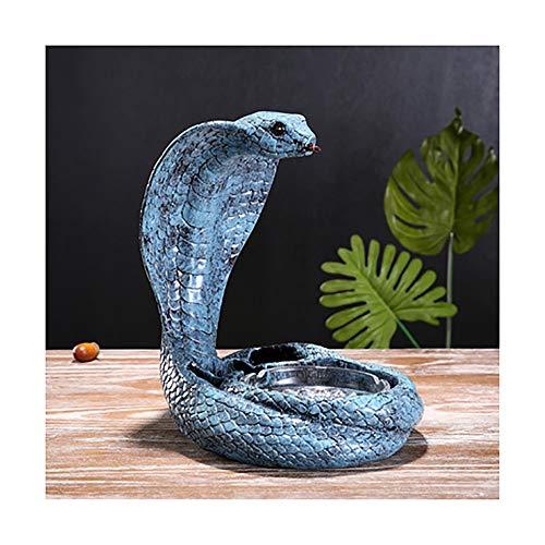 Fangsues Serpiente Cobra De Cigarrillos En Forma De