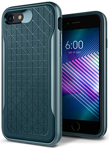Caseology Apex for Apple iPhone 8 Case (2017) / for iPhone 7 Case (2016) - Aqua Green