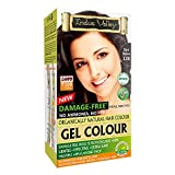 Indus Valley Damage Free Gel Colour For Hair Dark Brown 3.0