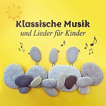 Klassische Musik und Lieder für Kinder und Baby zu hören und zu lernen: Hintergrund instrumental Entspannungsmusik für Babys und Neugeborene - Wiegenlied