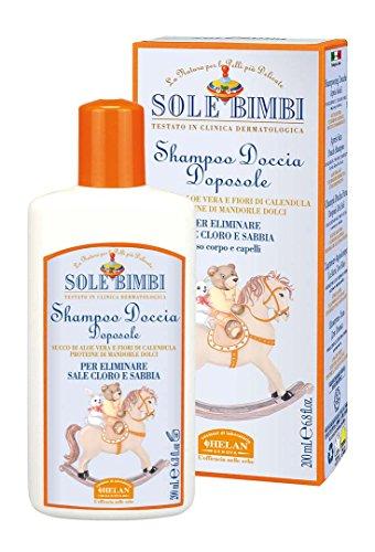Helan - SOLEBIMBI Shampoo Doccia Dopo Sole 200 mL