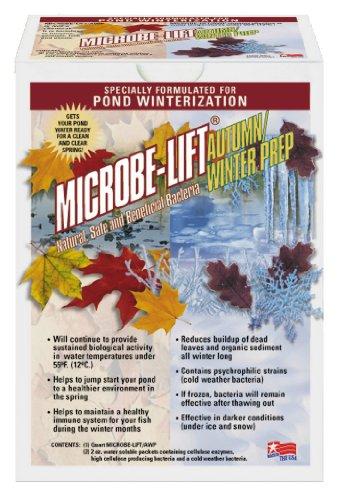 Microbe Lift 1-Quart Pond Microbe-Lift Autumn Winter Prep AUTPREP