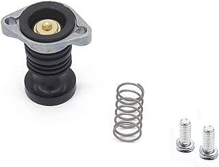 Carburetor Carb Primer Pump Spring Screw Set - New Carburetor Pump Screw Kit for Honda ATV TRX300 TRX350 TRX400 TRX450 TRX500 TRX650 Rancher Fourtrax Foreman Kawasaki, Replaces OEM # 16048-HM7-700
