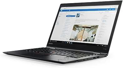 """Lenovo Thinkpad X1 Yoga 2nd Gen 2-in-1 Laptop - 20JD0022US (14"""" FHD, i5-7200U 2.50GHz, 8GB RAM, 180GB SSD, Backlit Keyboard, Windows 10 Pro 64)"""