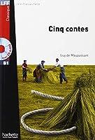 LFF-B1/CINQ CONTES (+CD MP3) (Lff (Lire En Francais Facile))