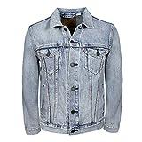 Levi's The Trucker Jacket' Chaqueta, Azul (Stonebridge 232), X-Large para Hombre