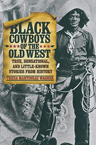 Black Cowboys of the Old West: True, Sensational, And Little-Known Stories From History, First Edition