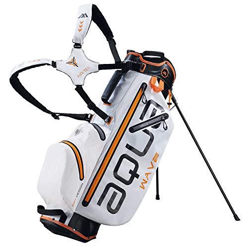 BIG MAX AQUA WAVE Golf Standbag - 100% Wasserdicht...