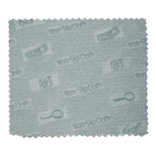 スベリ止め付きメガネ拭きマクロ・クリーン1(マクロクリーン)グレー3枚セット