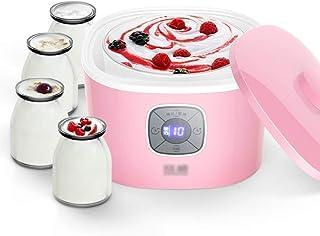 Yogurt Machine Home Automatic, 15W, Glass Liner, Natto Machine, Rice Wine Machine, Homemade Yogurt Fermentation Machine, S...