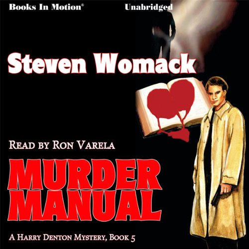 Murder Manual cover art