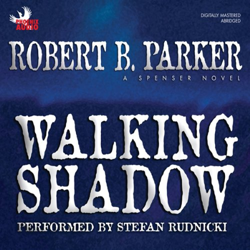 Walking Shadow audiobook cover art