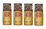 Marcilla Natural en Granos | 250 g - Pack de 4