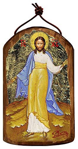 G. Debrekht Jesus Holzfigur