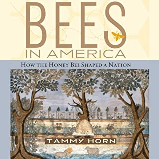 Bees in America audiobook cover art
