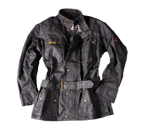 Scippis - Cruiser Jacket - Negro, Medium