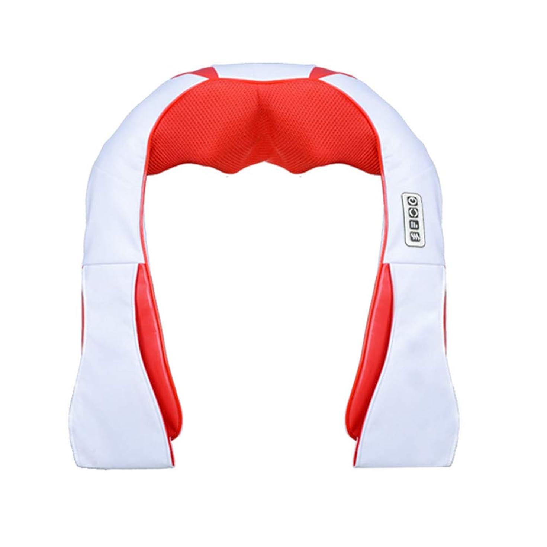 致命的革命的医学インテリジェント ディープニーディングマッサージ、調整可能な強度、赤外線熱を備えた首と肩のマッサージャー 贈り物