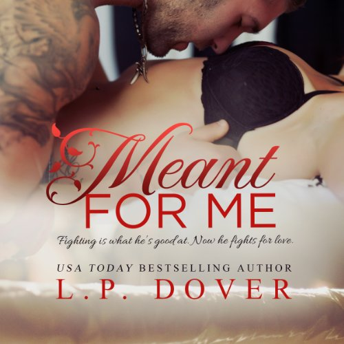 Meant for Me, Second Chances audiobook cover art