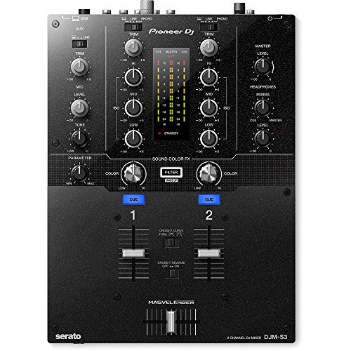 mix 12amp3 fabricante Pioneer Pro DJ