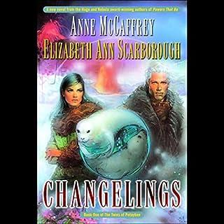 Changelings audiobook cover art