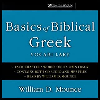 Basics of Biblical Greek Vocabulary  cover art