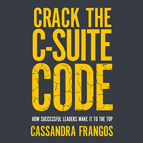 Crack the C-Suite Code Titelbild