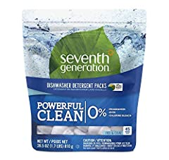 Enzyme rich formula cuts through tough grease and food residue to leave dishes sparkling clean Free of fragrances, dyes, phosphates, and chlorine bleach Convenient single dose dishwasher pods, just toss right into the dishwasher USDA certified bio ba...