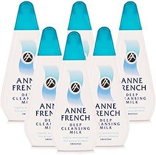 Anne French Deep Cleansing Milk 200ml x 6