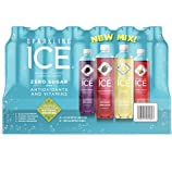 Sparkling Ice Huge Variety Pack - 17 Ounce Bottles - 24 Bottles (Very-Berry Variety Pack, 24 Bottles)