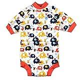 Splash About Baby Happy - Traje de Neopreno para bebé, diseño de Elefantes,...