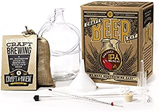brewcraft beer kits