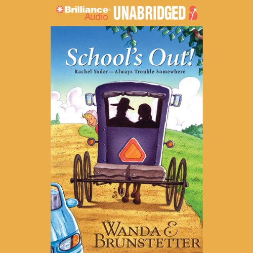 School's Out audiobook cover art