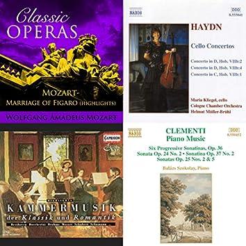Classical Era Pieces