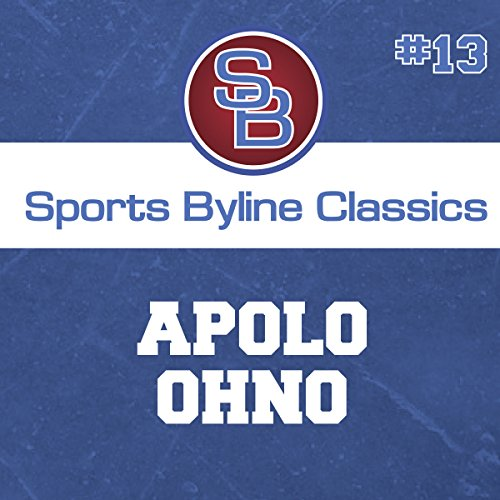 Sports Byline: Apolo Ohno copertina